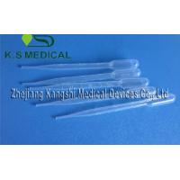 Quality Single-use Surgical Disposable Products Plastic Transfer Pipette 3ml wholesale