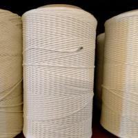 Quality Eco-friendly Polyester Cable Filler Yarn LOI>45 High Flame Retardant wholesale