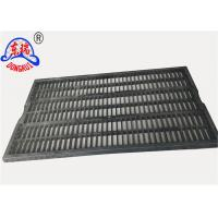 China Swaco Mongoose Shaker Screens / Oilfield Screens 1165*585 Mm For Drilling on sale