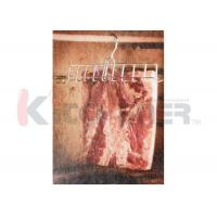Quality 8 Prongs Bacon Hanging Hooks With Fine Polished Stainless Steel Construction wholesale