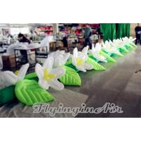 Quality Hot Sale Inflatable Flower Chain with Blower for Wedding Decoration wholesale