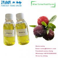 Quality Factory direct selling USP grade high concentrated PG/VG Based Baberry flavors for E-liquid wholesale