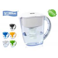 Quality Amazon Hot Selling  Best  pH level and ORP Hydrogen level Alkaline Water Pitcher wholesale