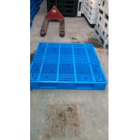 Quality 100% Virgin material plastic pallet manufacture in China,double face type wholesale