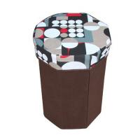 Quality House ware heat printing coloured storage foldable box bag for children wholesale