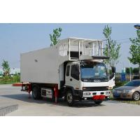 Quality catering truck Isuzu Chassis Aero Food Truck wholesale