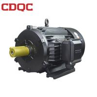 Quality 4500r/Min Flange Mounted Gear Motor , 3 Phase Induction Machine Low Noise wholesale