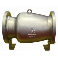 Quality Axial Flow Check Valve RF BB Type OS Yoke Design Stable Performance wholesale