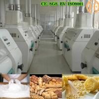 China good quality and easy operation for wheat flour milling machine on sale