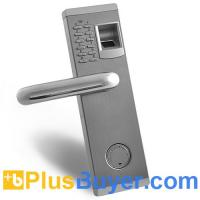 Quality Aegis - Biometric Fingerprint Door Lock with Deadbolt (Fireproof, Left Handed) wholesale