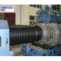 Quality PE / PVC Double Wall Corrugated Pipe Extrusion Line Automatic wholesale