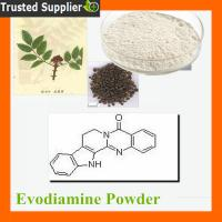 Quality Evodia Extract 98% Evodiamine Powder For Sale wholesale