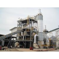 China 25 MW Biomass Waste Wood Hot Air Furnace / Waste Heat Boiler on sale
