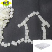 Quality WaterproofHot Melt Glue Granules High Adhesive Strength For Spring Mattress wholesale