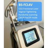 Quality Fractional Co2 Laser Treatment Machine For Epidermis Resurfacing / Wrinkle Reduction wholesale