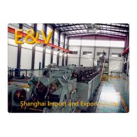 Quality 650kW Green 8mm Low - Oxygen Copper Continuous Casting Machine 15 tons/hr wholesale
