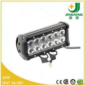 China 36w cree double row led light bar on sale