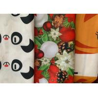 China Anti Static Patterned Felt Sheets Non Woven Felt Customized Pictures Roll Packing on sale