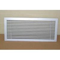 China Aluminium air grille(single deflection return air grille,ceiling air grille) on sale