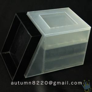 Quality BO (24) cheap acrylic boxes wholesale