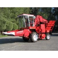 Quality MOSHINE 4YZB-2400 Self-Propelled Corn Combine Harvest wholesale