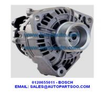 Quality 0120655011 - Bosch Alternator 24V 110A  0 120 655 011 wholesale