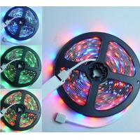 China IP44 5m SMD 5050 LED Strip Light Yellow Green White Multicolor Led Striplight on sale
