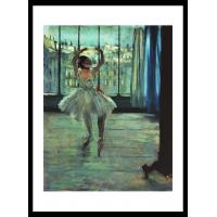 China Ballet Jean 40x51-Baptiste Say- Reproduction Oil Canvas By BBHYGallery on sale
