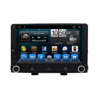 Quality Octa Core KIA Navigation System , 2 Din Car Dvd Player Android Gps Device Rio 2017 wholesale