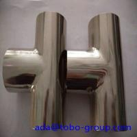 Quality 304 / SUS304 / UNS S30400 Stainless Steel Tee Equal / Reducer Tee Size 1-48inch wholesale
