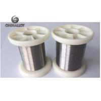 China NiCrMo Hastelloy C276 Wire / 0.1mm Alloy Inconel C276 Wire Corrosion Resistance on sale