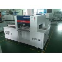 Quality T5 T8 Tube Light Pick And Place Equipment , High Precision LED SMT Machine wholesale