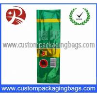 Quality Moisture Barrier Coffee Packaging Bags With Side Gusset For Food wholesale
