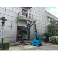 Buy cheap Z4106 3m With 360 Degree Rotation Self Propelled Aerial Boom Lift from wholesalers