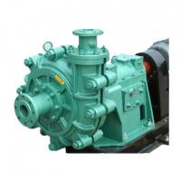 Quality Mineral Processing Electric Slurry Pump Trash Pump Electric Wear Resistant Material wholesale