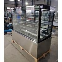 Buy cheap Restaurant Equipment Refrigerated Display Cases , Bakery Display Refrigerator from wholesalers