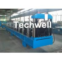Quality Galvanized Steel Large Span Roll Forming Machine For Arched Roof Panel , K Span Forming Machine wholesale