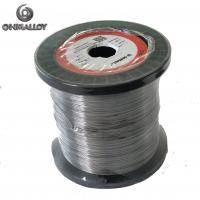 Quality Ni80Cr20 0.07 - 0.1mm High Voltage Ignition Cable With  High Resistivity wholesale