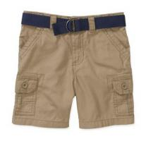 Buy cheap Healthtex Baby Toddler Boy Belted Cargo Shorts from wholesalers