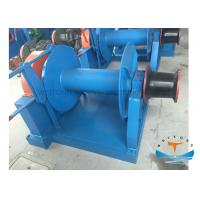 Buy cheap Hydraulic Single Drum Winch , Mooring Winch For Ships Compact Structure Design from wholesalers