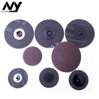 Quality Brown Rolock Quick Change Disc For Stainless Steel Sectional Polishing  361f 3m wholesale
