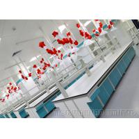 Quality PP Universal Exhaust Hood Island Table For Laboratory / Wall Bench wholesale