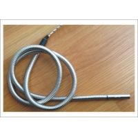 Buy cheap Heating Cartridge With Stainless Steel Armoured Hose Protected Wire Leads product