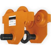 Quality GCT 620 Plain Trolley Manual Chain Hoist With Thicker Steel Plates For Lifting Products wholesale