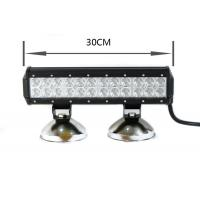 Quality 12 Inch 72W Off Road LED Light Bar Spot / Flood / Combo Beam IP 67 Waterproof wholesale