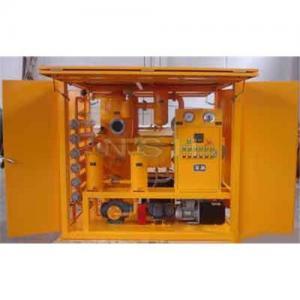 China Insulation Oil Purifier Machine on sale
