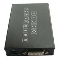 China DVI-D to VGA Converter , KT601 DVI to VGA Converter on sale
