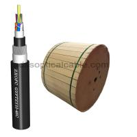 Quality GYFTZY33 Undersea Fiber Optic Cable SM MM With Flame Retardant Sheath wholesale