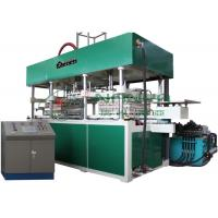 China Automatic Tableware Making Machine , 3000Pcs / H Disposable Paper Plates Machine on sale