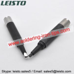 Quality Lead-free Unix cross bit P125BCPC Robotic soldering tip for Japan Unix soldering robot wholesale